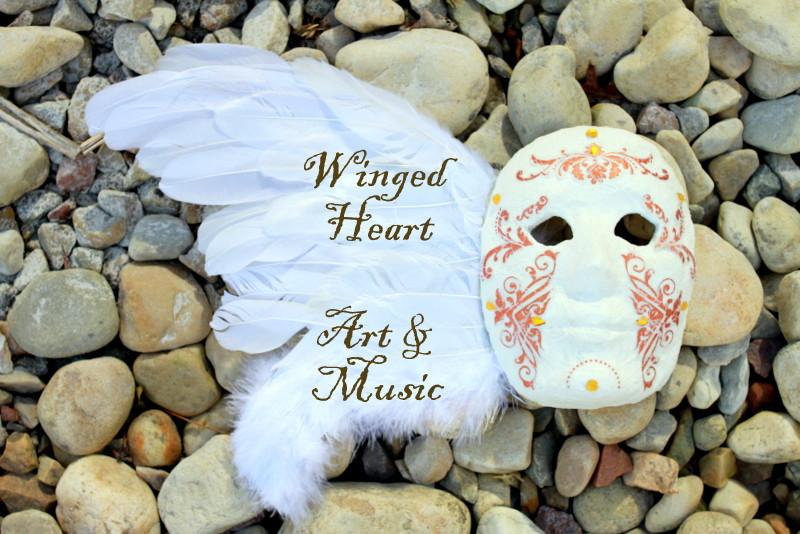 Winged Heart Art & Music Appreciation – Eunoia [yoo-noy-ah]